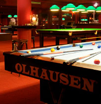Piccolis Roadhouse Snooker